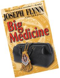 Big Medicine book cover